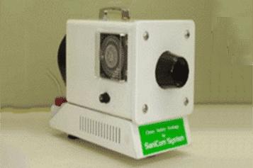 Hệ thống tiệt trùng không khí SaniCom System CSI-I